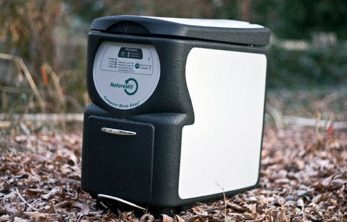 NatureMill PRO XE Composter Review: The Miracle of Decay at Home