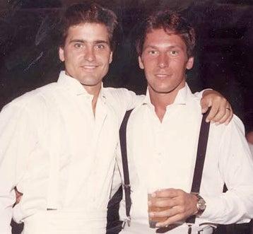 Tom Izzo, Steve Mariucci: Young Lovers