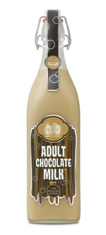 Alcoholic Chocolate Milk Destined For Cafeteria Smuggling