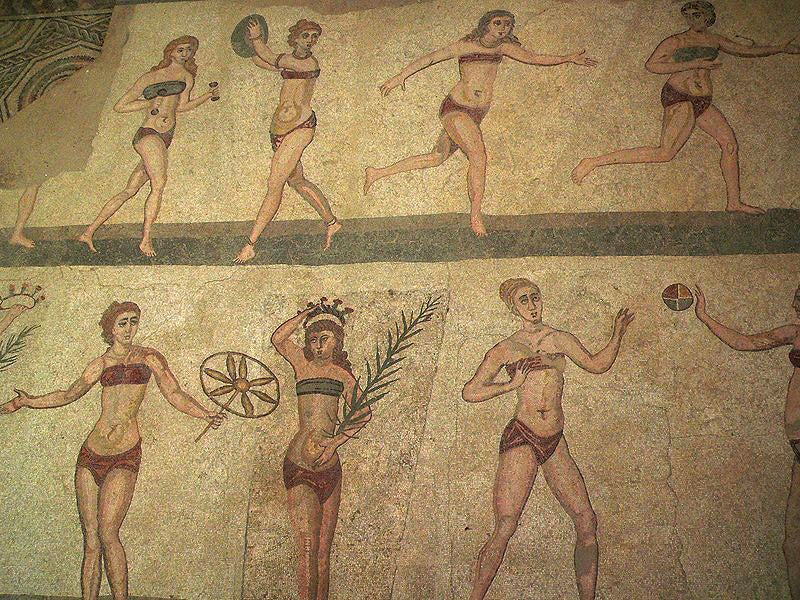 The Real Origin of the Bikini Wasn't a Nuclear Explosion