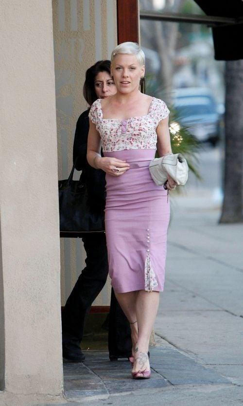 Isn't She… Pretty In Pink