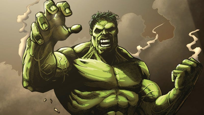 You Wouldn't Like Hulk When He's Angry About People Who Didn't Like Mass Effect 3's Ending