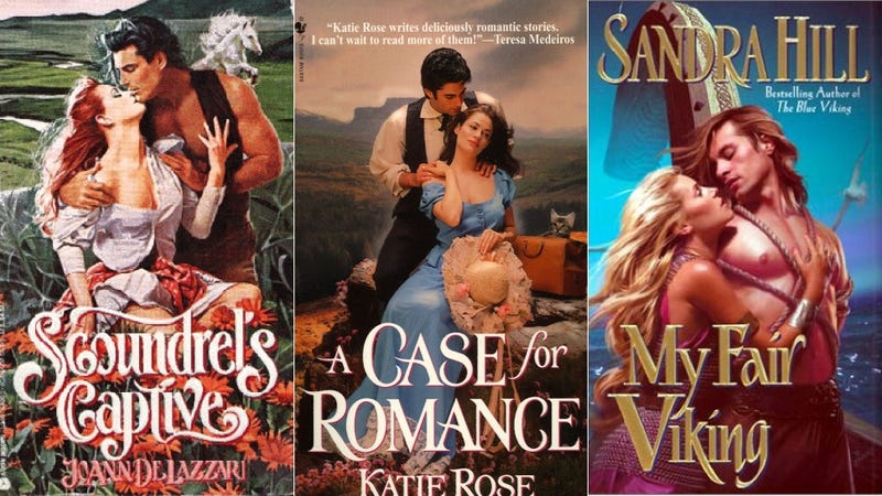 Library Sponsors Romance Novel Vandalizing Event for Cool Teens