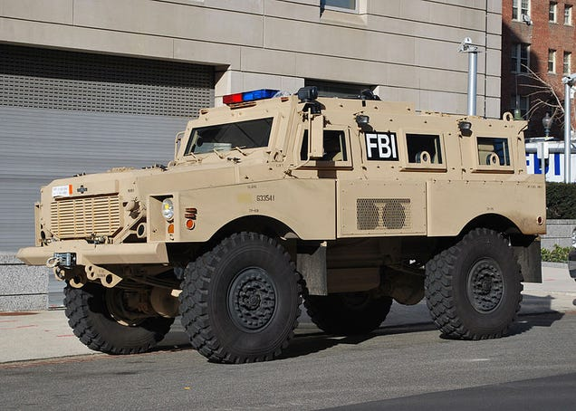 Repurposed Military Vehicles Hiding Out in Civilian Life