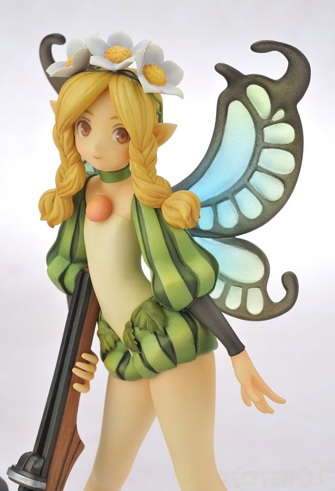 Odin Sphere Figure As Pretty As The Game Itself