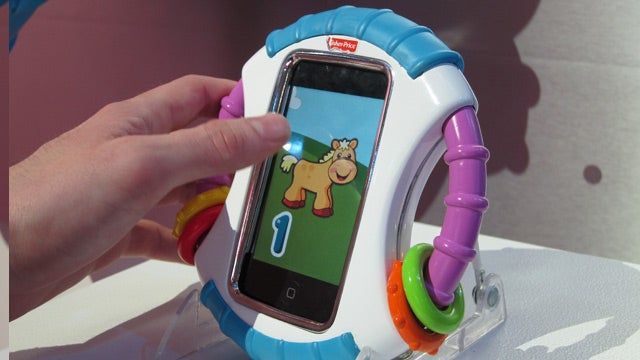 Fisher-Price iCan Play Case Gives Your iPhone the Trappings of a Real Toy