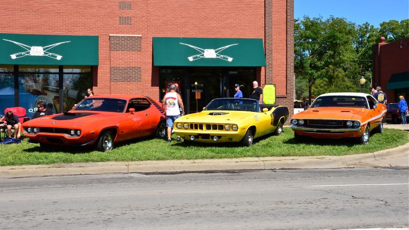 Woodward Dream Cruise Gallery