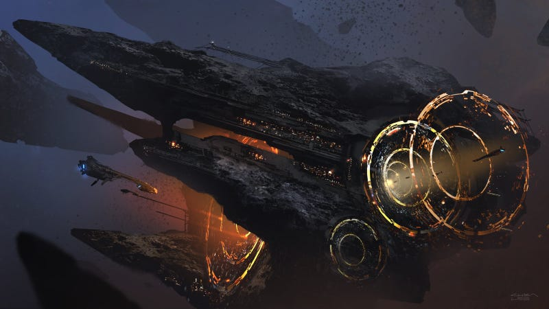 What the far future of space mining could look like