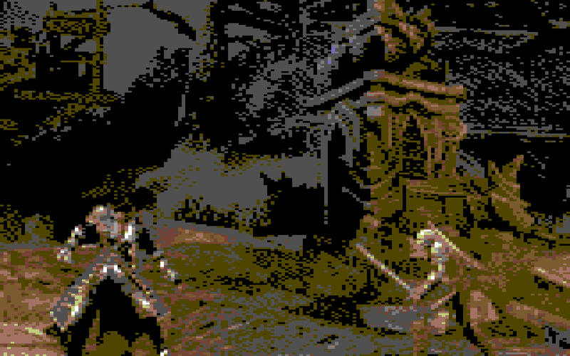 The Latest Games Would Look Really Cool As Commodore 64 Titles