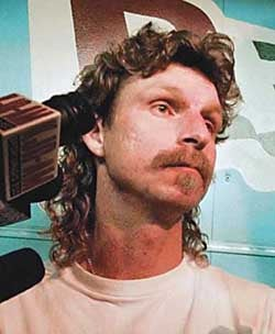Giants Acquire Baseball's Most Formidable Mullet