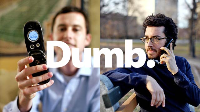 Dumbphones Are Not the Answer to Smartphone Addiction