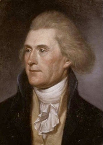 You Must Pay AP to Quote Thomas Jefferson
