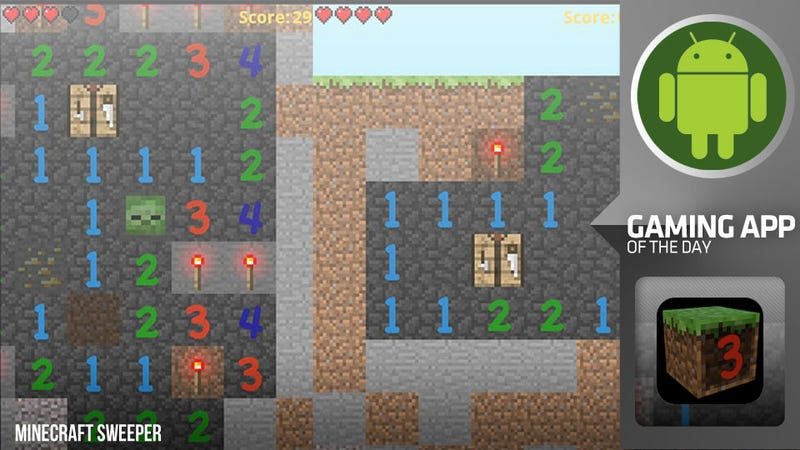 When Minesweeper Met Minecraft, a Gaming App Love Story