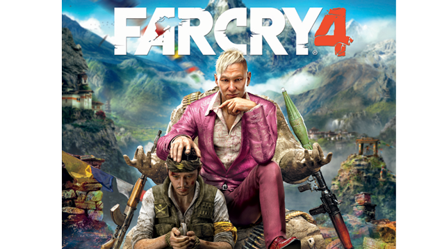 Playstation 4, Free Amazon Coins, Far Cry 4, Twin Peaks, Such Humble