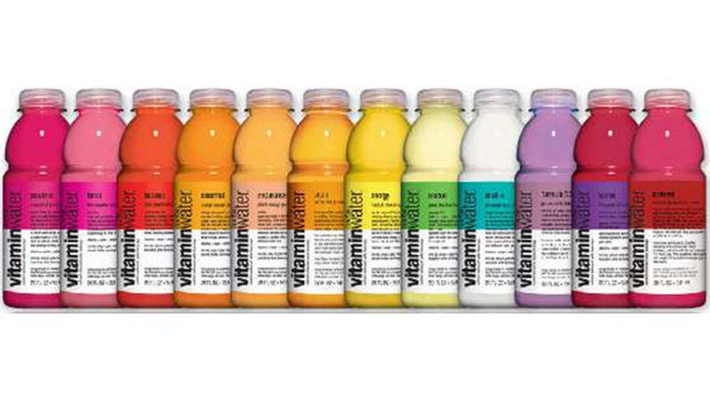 Lawsuit Against Vitaminwater Claims It's Nothing But Soda Sans Bubbles
