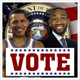 Obama/Arenas '08!