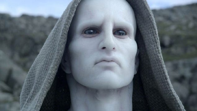 Prometheus 2 is moving forward, so cue the albino chorus line