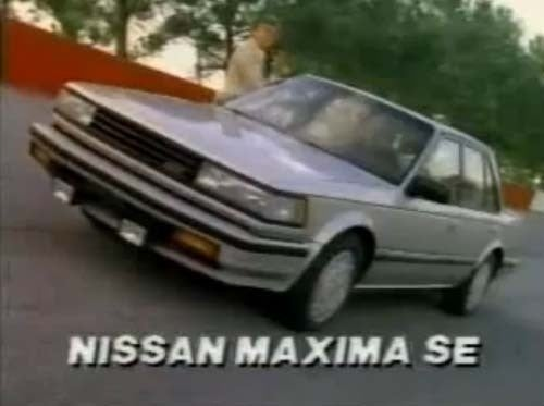 Get Some Major Motion Going In The '85 Maxima SE!