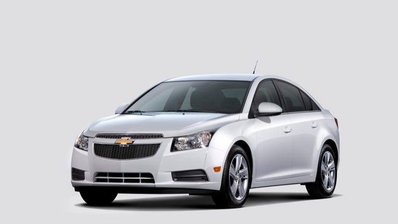2014 Chevrolet Cruze Diesel: A 42 MPG Oil Burner You Can Afford