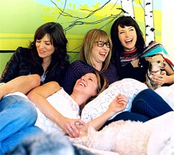 Diablo Cody's Friends Help Her Laugh Off The Haters