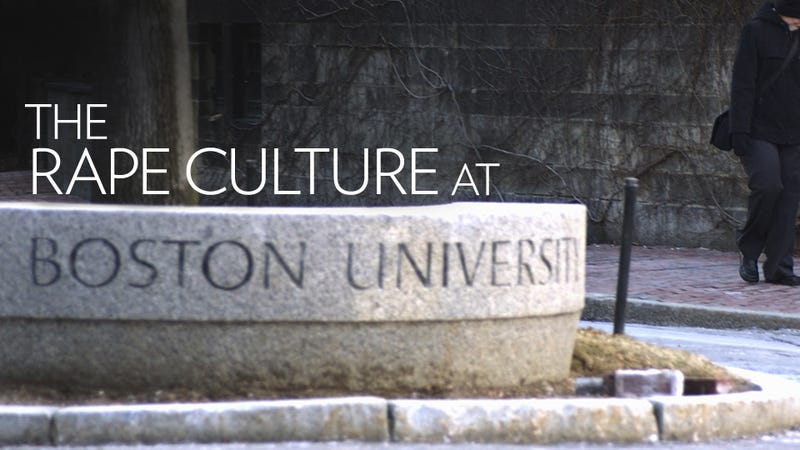 Boston University Has a Sexual Assault Problem