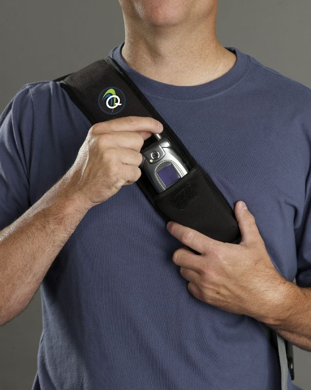 Dust-Off Keyboard Quiver Makes You Biggest Nerd In The Herd