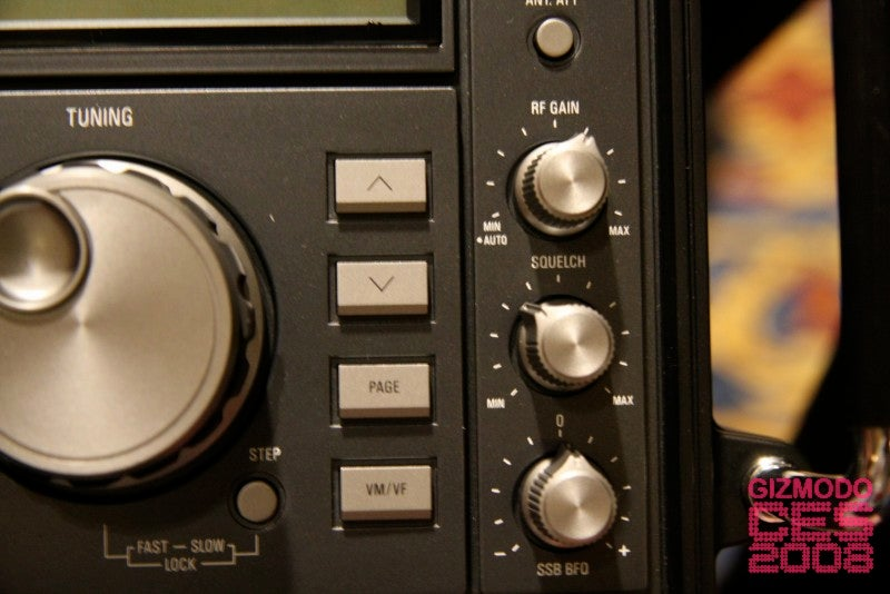 Grundig Eton Satellit 750 Shortwave Radio (Yes, Shortwave)