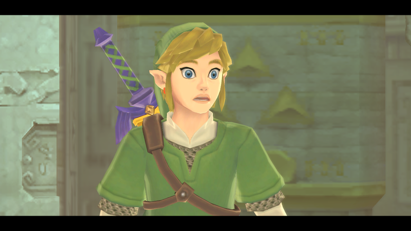Some People Think Link Might Be A Girl In The New Zelda