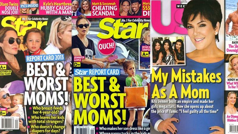 The Year in Tabloids: Monster Moms, Sad Preggos and Lies, Lies, Lies