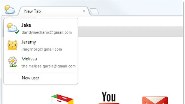 Google Chrome's Newest Beta Enables Multiple Accounts
