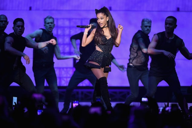 Ariana Grande Talks Misandry and Double Standards, Quotes Gloria Steinem