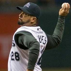 Al Reyes Had An Active 38th Birthday