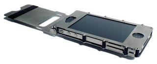 A Full Metal Jacket for iPhone 4s