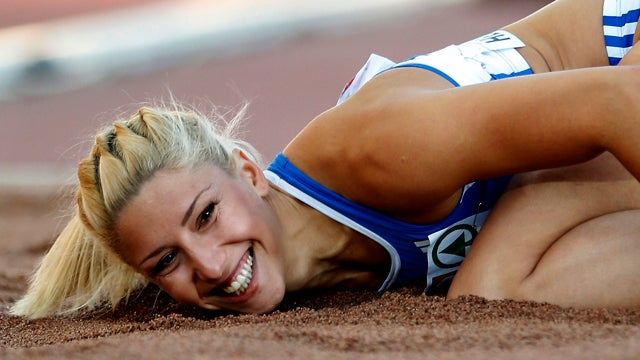 One of Greece's Best Athletes Is Also One of Its Most Racist Athletes