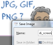 Choose the Right Image Format for Screenshots