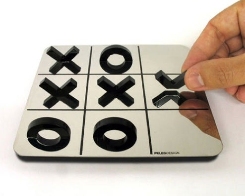 Tic Tac Toe Reinvented, Gets Mirror Upgrade