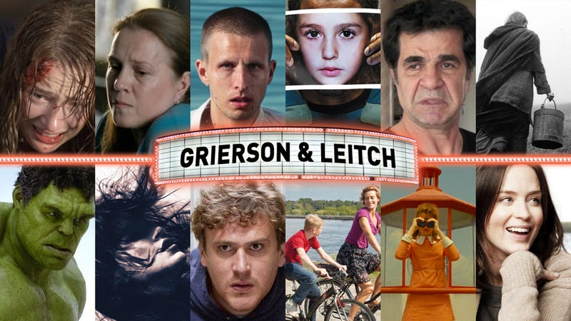 Whoa, We're Halfway There: The Grierson & Leitch Top 12 Movies Of The First Half of 2012