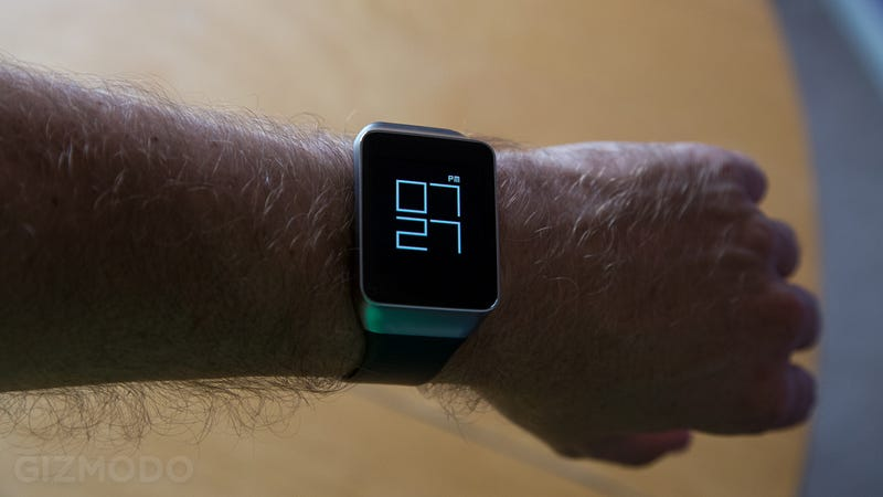 Samsung Gear Live Review: That's a Pretty Big Baby Step