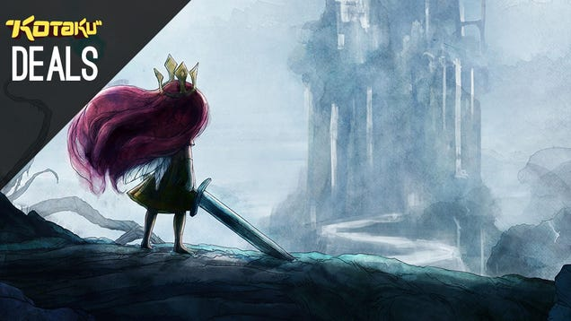 Child of Light, Humble Comics Bundle, Home Theater Gear, Vonnegut