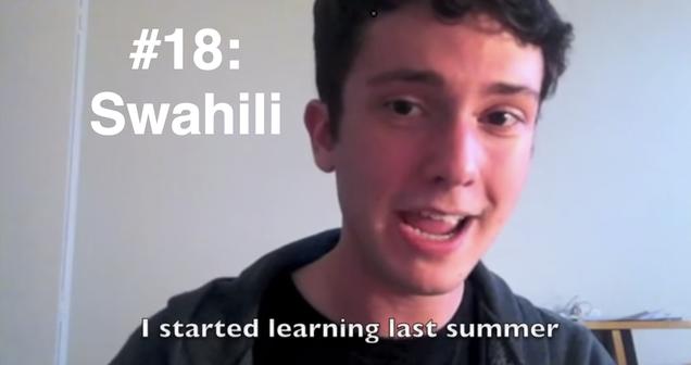 Listen To This Teenage 'Hyperpolyglot' Speak 20 Different Languages