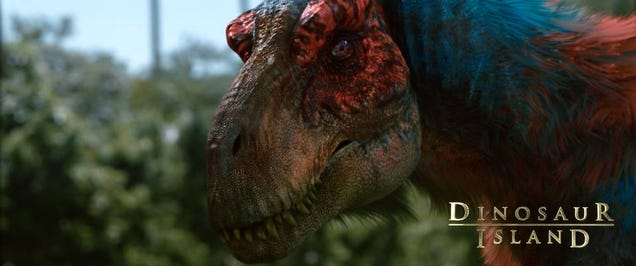 Finally, We're Getting a Fluffy, Feathered T-Rex!