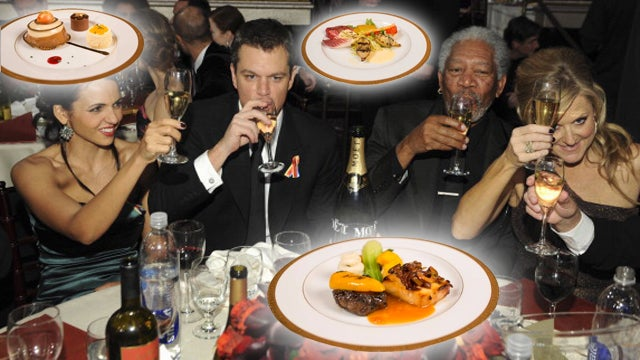 Eat Like the Stars: A Course-by-Course Golden Globes Menu Analysis