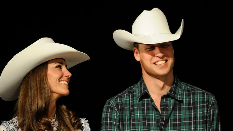 We'll Never Be Royals: How Will and Kate Text in Our Peasant Dreams