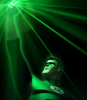 Green Lantern and Young Justice's creators drop major spoilers about DC's new TV shows