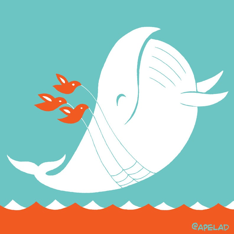 Check Out All These Awesome Interpretations of the Old Twitter Logo