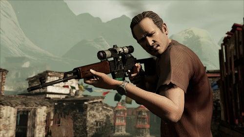 New Uncharted 2 DLC Skins Drake's Sidekicks