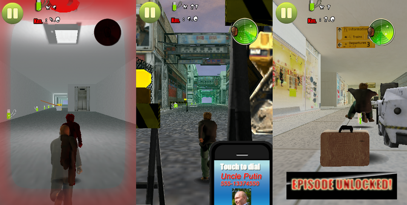 There's An Edward Snowden Game, And Yes, It's A Runner