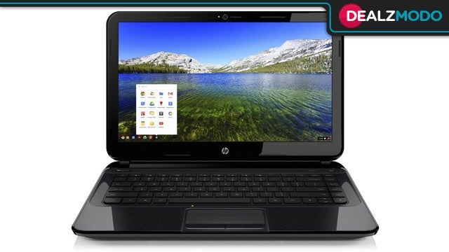 This HP Chromebook Is Your Deal of the Day