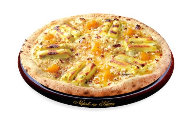 Oh Goodness, There Are Kit Kat Pizzas in Japan