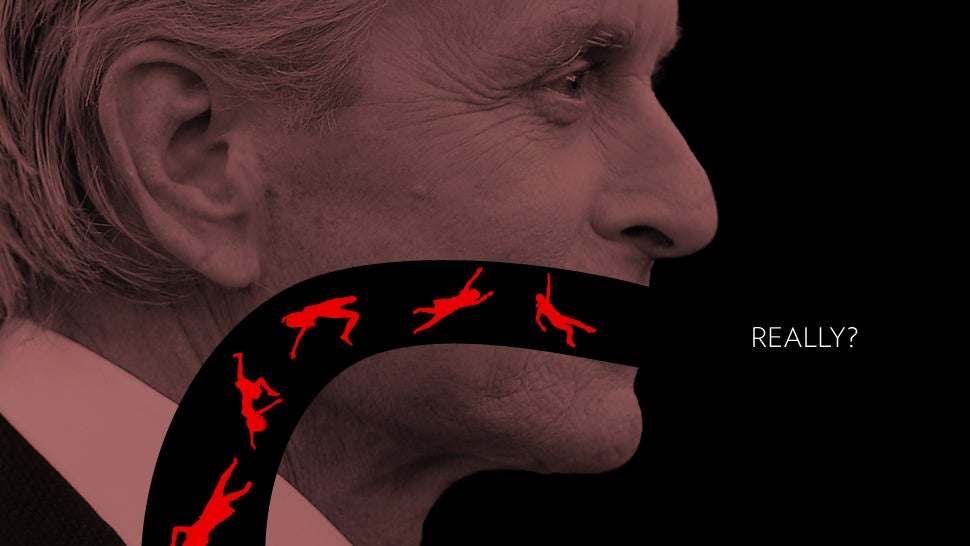 Cunnilingus, Cancer, Michael Douglas and You